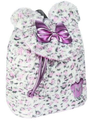 Disney Mimmi mjuk ryggsäck 25cm