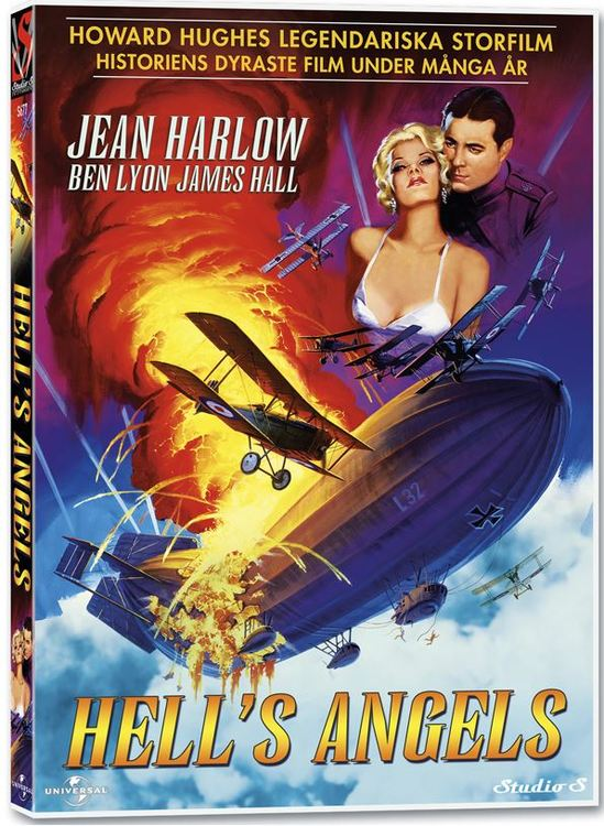 Hell's Angels DVD