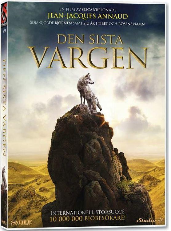 Den sista vargen DVD