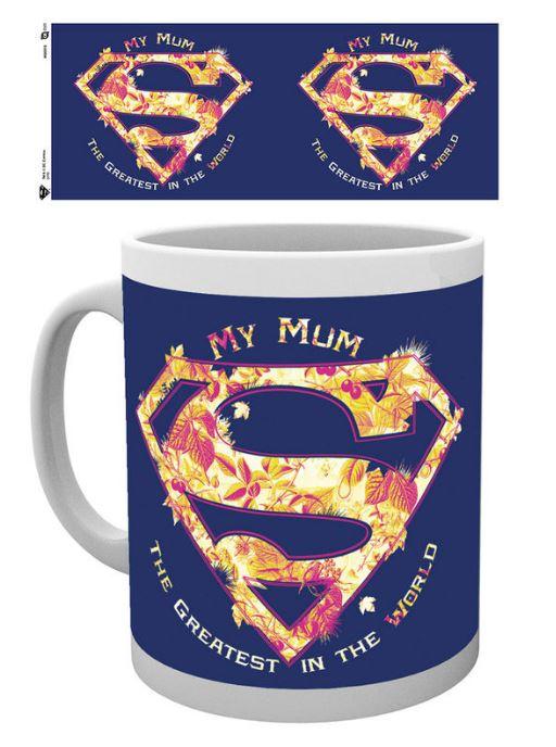 Mugg Superwomen My mom the greatest in the world