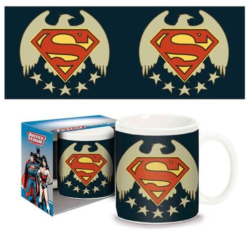 Mugg Supermans jumbo mugg