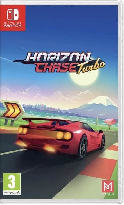 Horizon Chase Turbo (Switch)