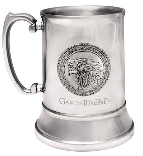 Mugg Games of Thrones - Stark Shield