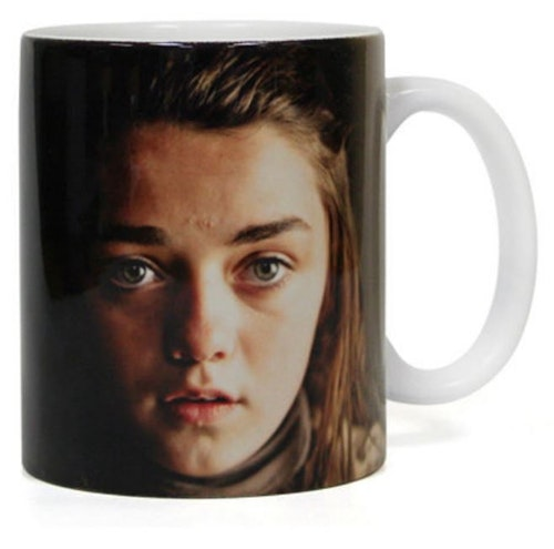 Mugg Games of Thrones - Arya Stark