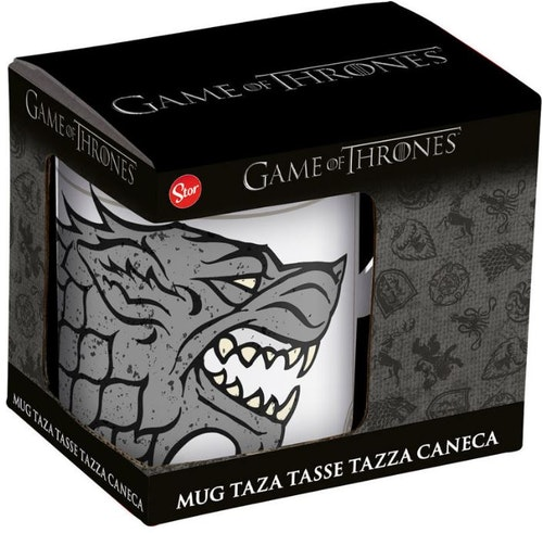 Mugg Games of Thrones - Stark