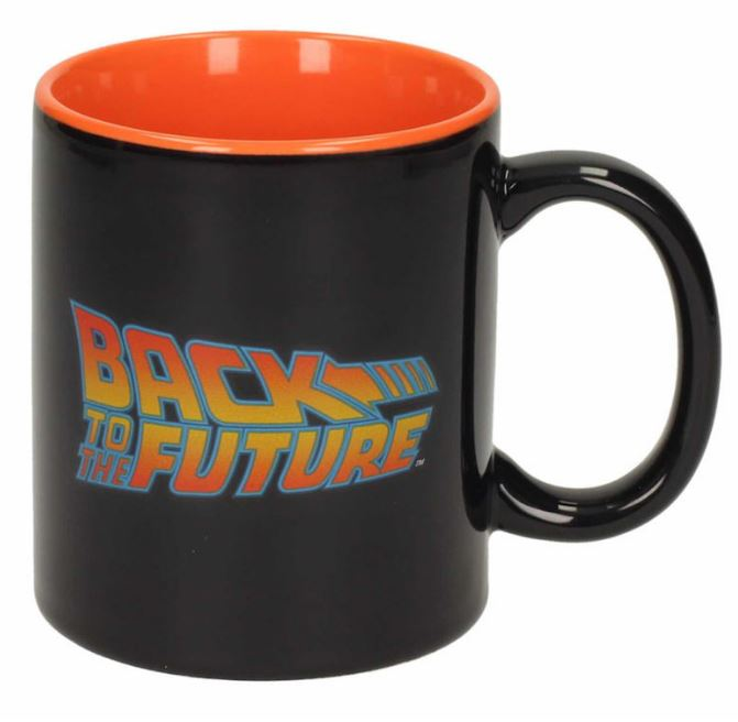 Mugg Back to the future