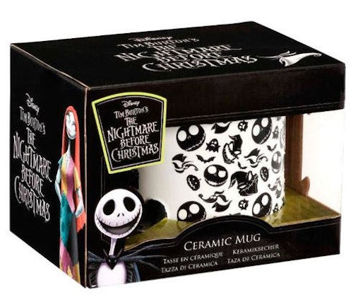 Mugg Nightmare Before  Christmas