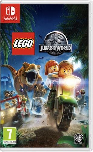 LEGO Jurassic World (Switch)