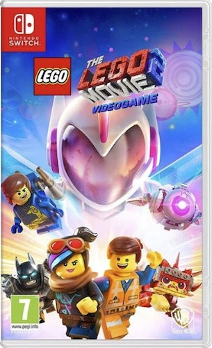 LEGO Movie: The Videogame 2 (Switch)