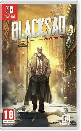 Blacksad - Under the skin - Limited Edition (Switch)