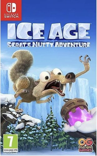 Ice Age: Scrat's Nutty Adventure (Switch)