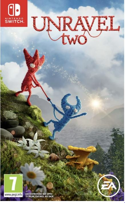 Unravel 2 (Switch)