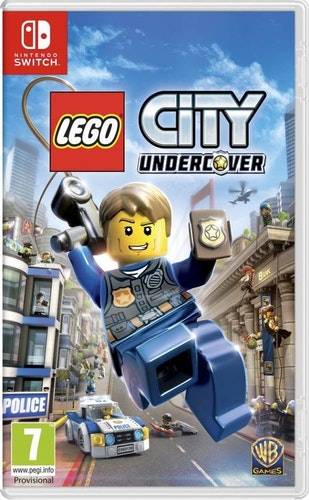LEGO City Undercover (Switch)
