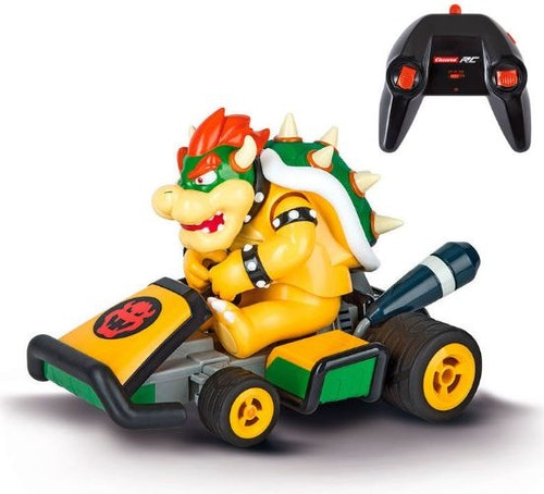 Nintendo Mario Kart radiostyrd bil - Bowser
