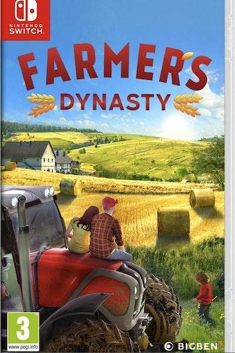 Farmers Dynasty (Switch)