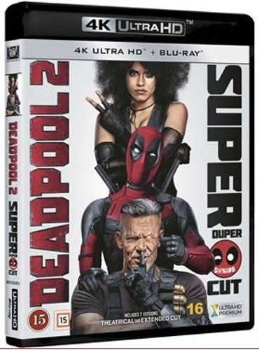 Deadpool 2 4K Ultra HD