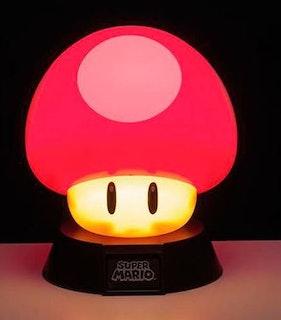 Lampa Nintendo - Svamp 3D
