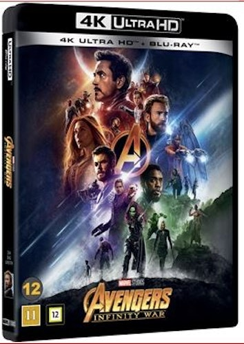 Avengers Infinity War 4K Ultra HD