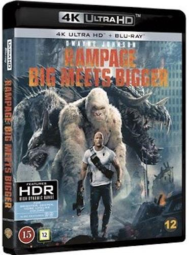 Rampage 4K Ultra HD
