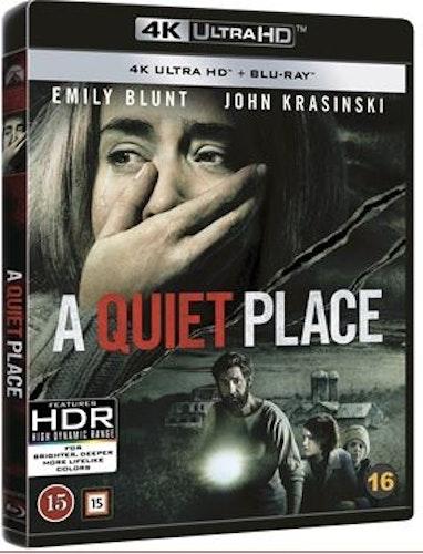A Quiet Place 4K Ultra HD + Blu-Ray