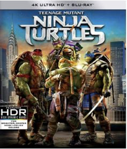 Teenage Mutant Ninja Turtles 4K Ultra HD