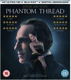 Phantom Thread 4K Ultra HD (import)