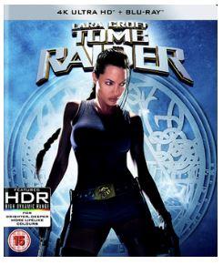 Lara Croft - Tomb Raider 4K Ultra HD  2001