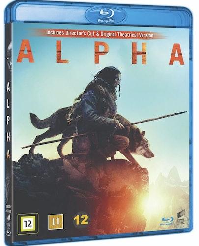 ALPHA (bluray)
