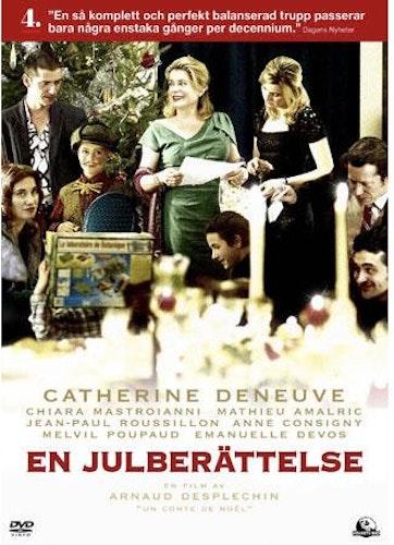 En julberättelse DVD