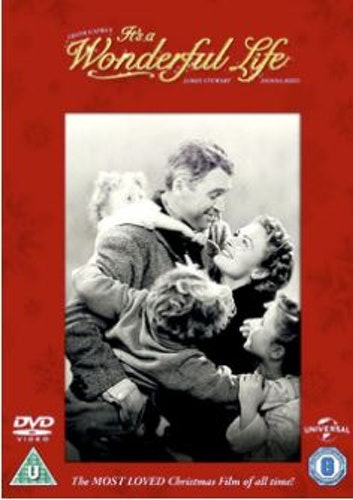 Its A Wonderful Life DVD  1946 (import)