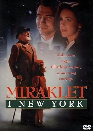 Miraklet I New York DVD (1994)