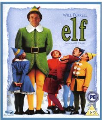 Elf Blu-Ray (import)