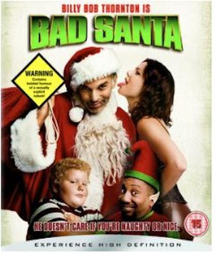 Bad Santa Blu-Ray (import)