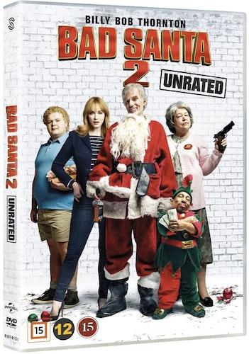 Bad Santa 2 DVD