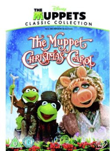Mupparnas julsaga DVD (import)