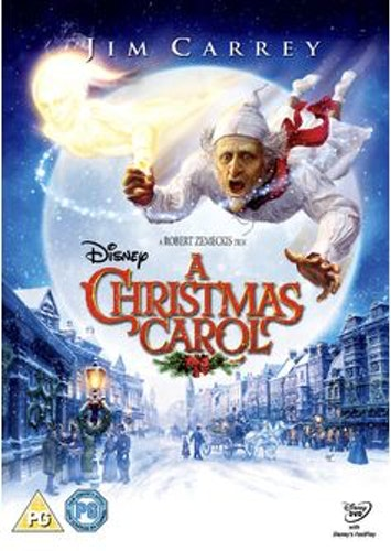 Disney En julsaga DVD 2009 (import med svensk text)