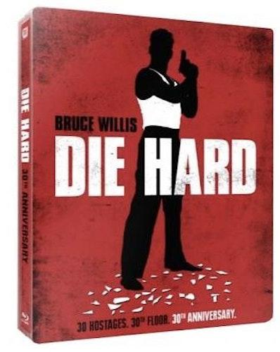 Die Hard: 30th Anniversary - Steelbook bluray