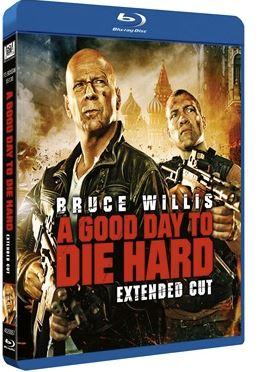 A Good Day to Die Hard (bluray)
