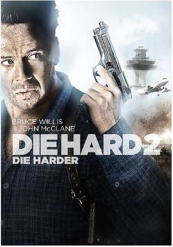 Die Hard 2: Die Harder (DVD)