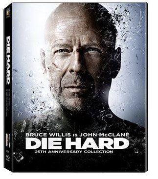 Die Hard 1-5 DVD-box