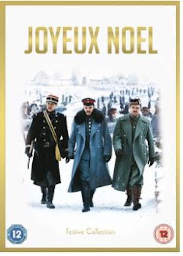 Joyeux Noel DVD (import)