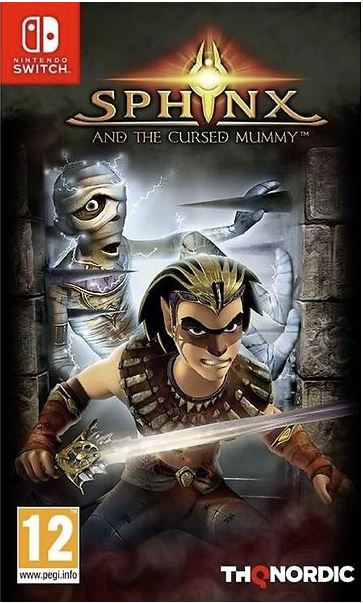 The Sphinx and the Cursed Mummy (Switch)
