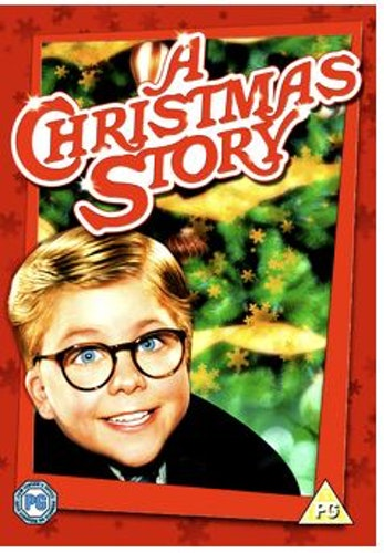 En julberättelse DVD från 1983 (import)
