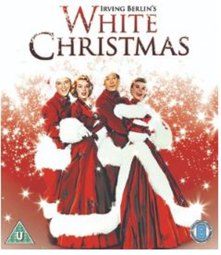 White Christmas Blu-Ray från 1954 (import)