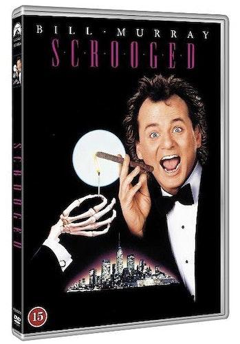 Scrooged - Spökenas hämnd DVD