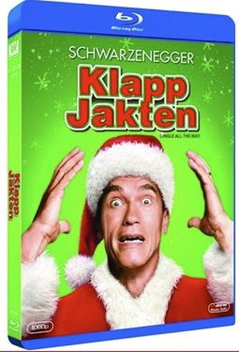 Klappjakten bluray