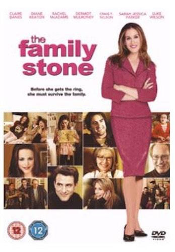 Välkommen Till Familjen DVD (import)