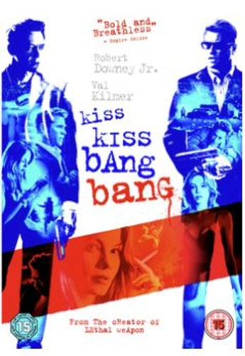 Kiss Kiss Bang Bang DVD (import)