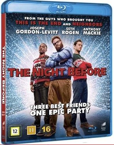 The Night Before bluray