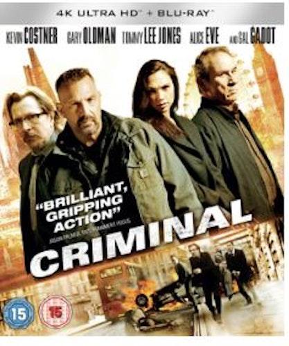 Criminal 4K Ultra HD (import)